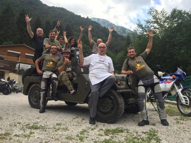 italiainpiega-evento-tour la grande guerra 2018-motoristorante da maurizio