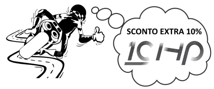 italiainpiega-motoenonsolomoto-promozione-10hp sconto extra 10
